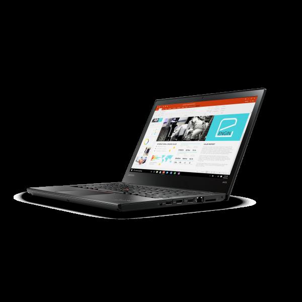 Portátil Lenovo ThinkPad A475 AMD A10 Windows 7 Pro actualizable a Windows 10 Pro